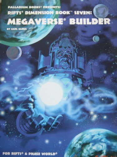9781574570991: Rifts Megaverse Builder