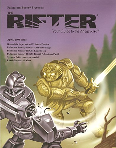 9781574571004: Rifter (Your Guide to the Megaverse, 26)