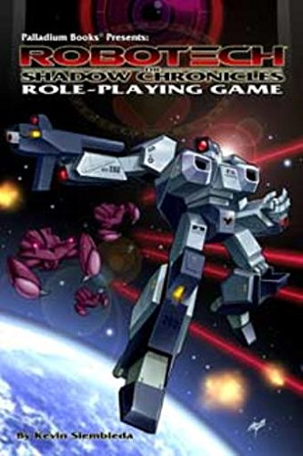 9781574571332: Robotech The Shadow Chronicles Role Playing Game