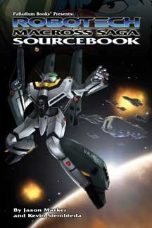 9781574571387: The Macross Saga Sourcebook (Robotech RPG)