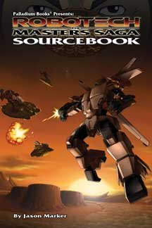 9781574571394: The Masters Sourcebook (Robotech RPG)