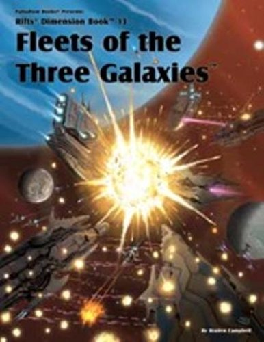 9781574571479: Fleets of the Three Galaxies (RIFTS, Dimension Book 13)