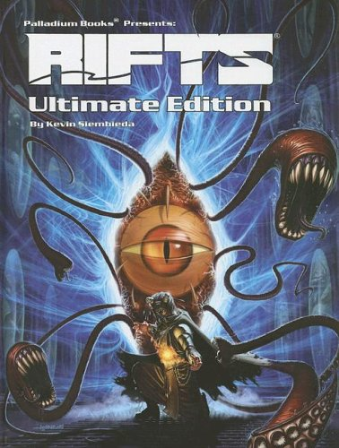 9781574571509: Rifts Ultimate Edition Rpg