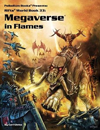 9781574571714: Megaverse in Flames