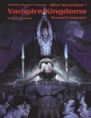 9781574571868: Rifts World Book One Vampire Kingdoms Ex