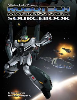 9781574572094: Macross Saga Sourcebook (Robotech RPG)