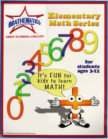 9781574580013: Elementary Math Video Series Volume I [VHS]