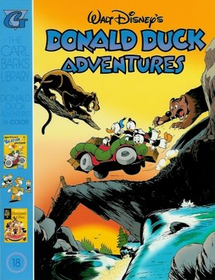 The Carl Barks Library of Walt Disney's Donald Duck Adventures in Color (18): Carl Barks
