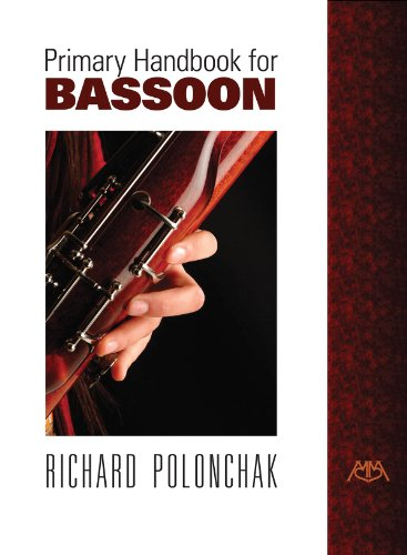 9781574630527: Primary Handbook for Bassoon