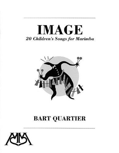9781574631685: Image: 20 Children's Songs For Marimba