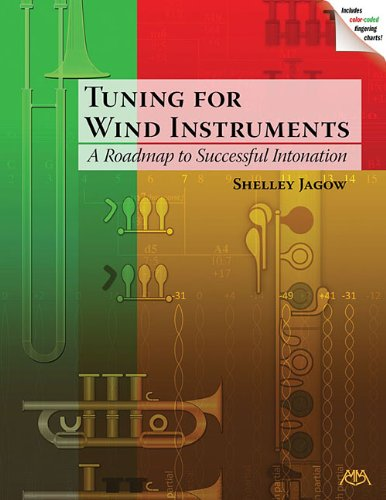 9781574632095: Tuning for Wind Instruments: A Roadmap to Successful Intonation (Meredith Music Resource)