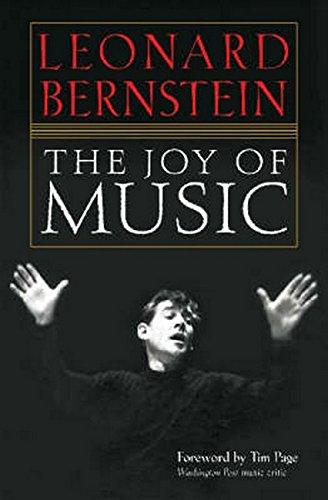9781574671049: The Joy of Music Leonard Bernstein