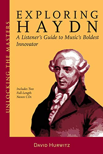 Haydn (Unlocking the Masters) (Unlocking the Masters Series): Hurwitz, David