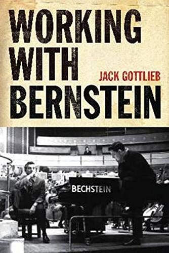 9781574671865: Working with Bernstein