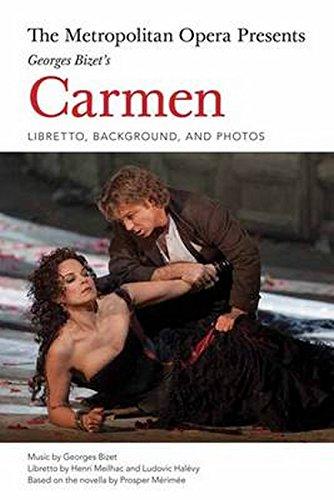 Metropolitan Opera Presents Georges Bizet Carmen Bam Book (The Metropolitan Opera Presents): ...