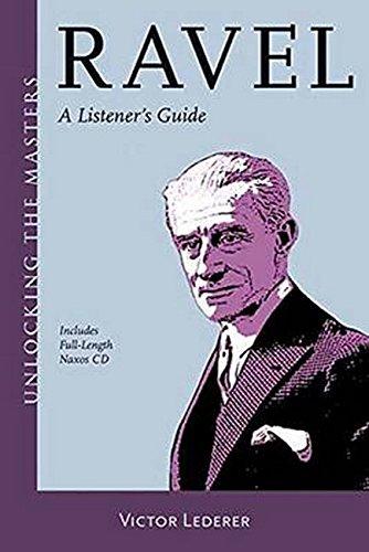 Ravel: Unlocking the Masters Series: Lederer, Victor