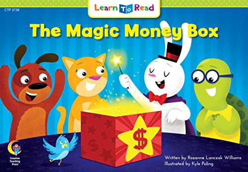 9781574710090: Library Book: The Magic Money Box (Learn to Read, Read to Learn)