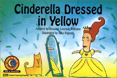 9781574710809: Cinderella Dressed in Yellow (Emergent Reader Big Books)