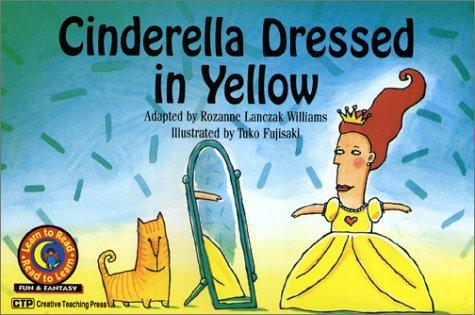 9781574710809: Cinderella Dressed in Yellow (Emergent Reader Big Books)