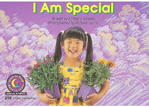 9781574711301: I Am Special (Social Studies Learn to Read)
