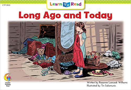 9781574711387: Long Ago and Today Learn to Read, Social Studies