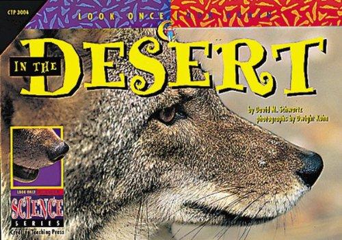 9781574712124: In the Desert (Look Once, Look Again Science Series)