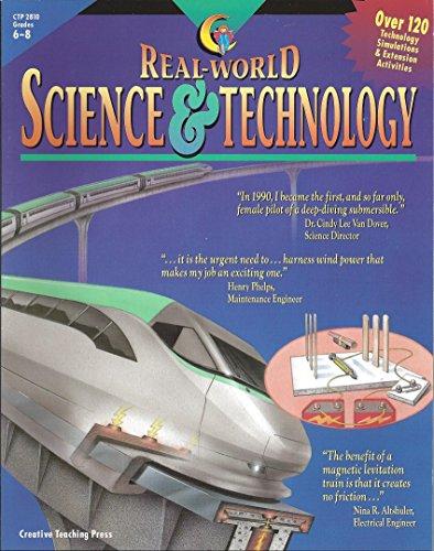 Real-World Science & Technology: Zondra Knapp; Editor-Joel
