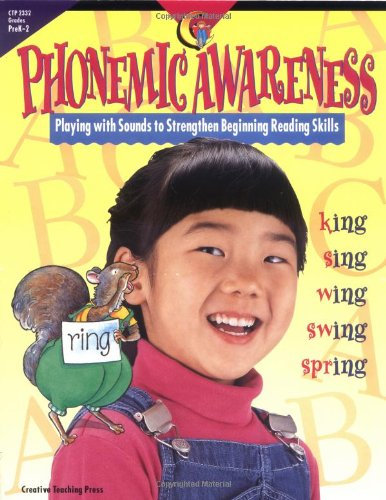 Phonemic Awareness: Playing With Sounds to Strengthen: Jo Fitzpatrick