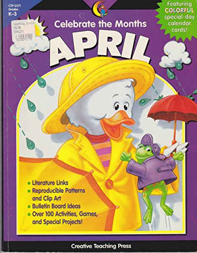 9781574713053: Celebrate the Months April