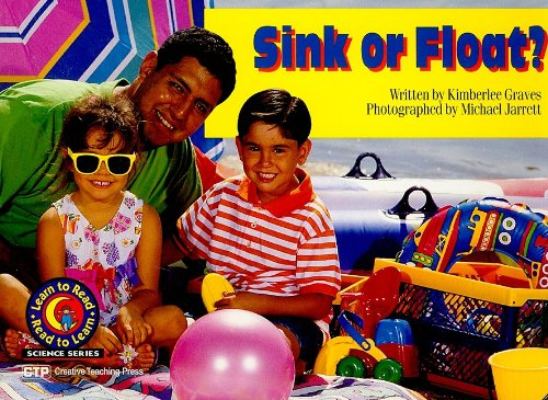 9781574713091: Sink Or Float? (Learn to Read Science)