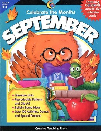 9781574713503: Celebrate the Months September