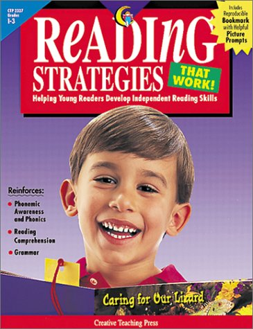 Reading Strategies That Work: Teaching Your Students to Become Better Readers grades 1-3: ...