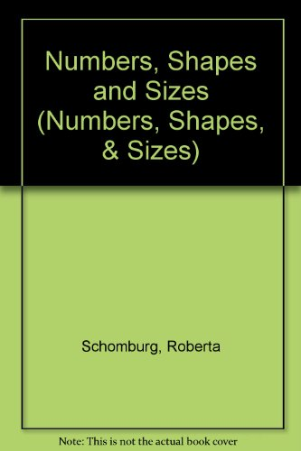 9781574715453: Numbers, Shapes and Sizes (Numbers, Shapes, & Sizes)