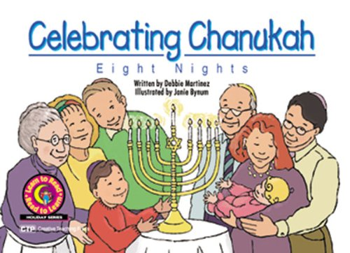 9781574715774: Celebrating Chanukah: Eight Nights (Learn to Read/Read to Learn: Holiday)