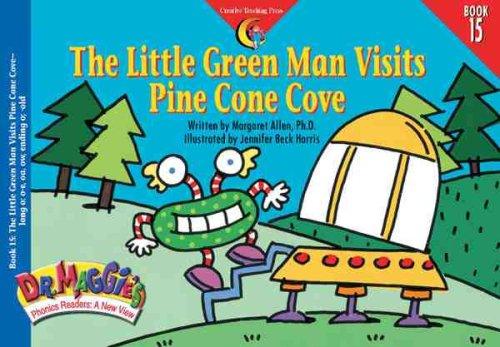 The Little Green Man Visits Pine Cone: Margaret Allen