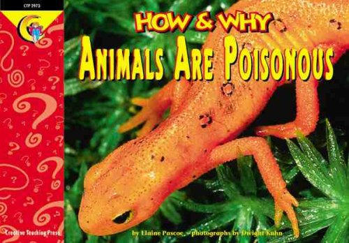 9781574716665: How and Why Animals Are Poisonous (How and Why Series)