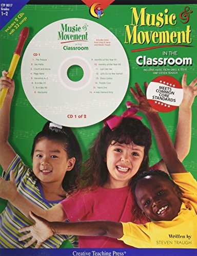9781574717464: Music and Movement in the Classroom