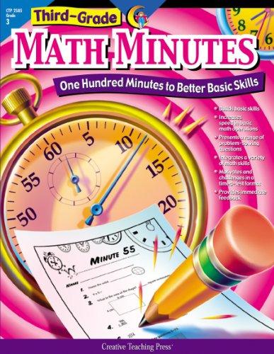 Math Minutes Grade 3: Alaska Hults