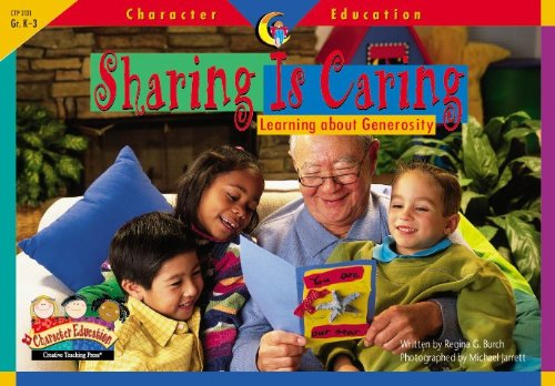 9781574718324: Sharing is Caring: Learning about Generosity (Character Education Readers)