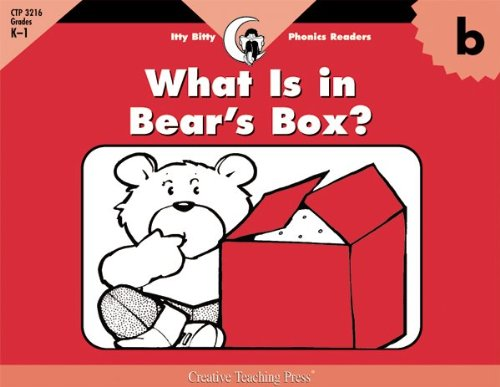 What Is in Bear s Box? (Paperback): Rozanne Lanczak Williams