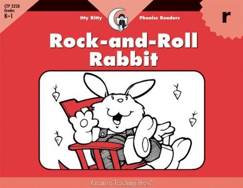 Rock-And-Roll Rabbit (Paperback): Rozanne Lanczak Williams