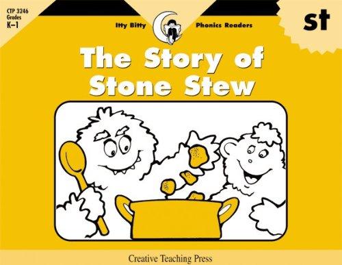 9781574718805: The Story of Stone Stew, Itty Bitty Phonics Reader (Itty-bitty Phonics Readers)