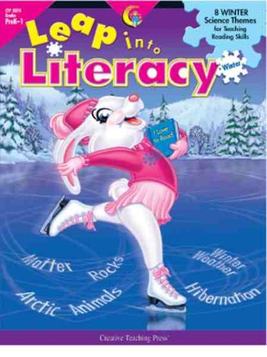 Leap Into Literacy/Winter: Boylan, Maureen, Geiser, Traci