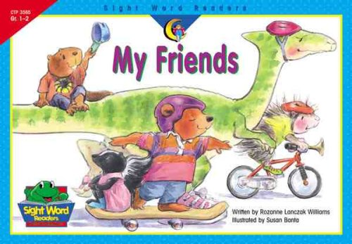 9781574719635: My Friends (Sight Word Readers)