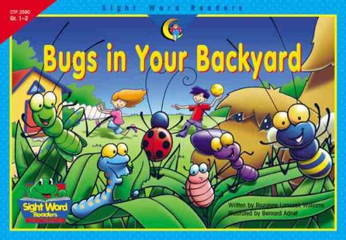 Stock image for Bugs in Your Backyard (Sight Word Readers) for sale by Orion Tech