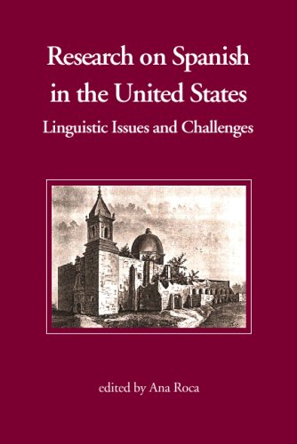 9781574730135: Research on Spanish in the United States: Linguistic Issues and Challenges (English and Spanish Edition)