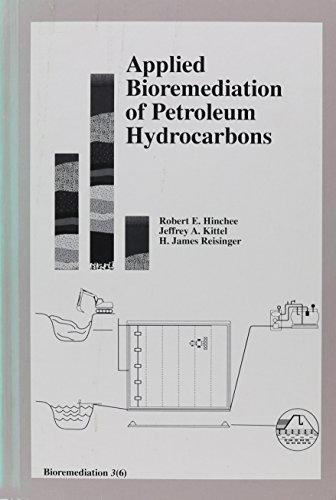 9781574770070: Applied Bioremediation of Petroleum Hydrocarbons