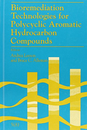 9781574770810: Bioremediation Technologies for Polycyclic Aromatic Hydrocarbon Compounds - 5(8)
