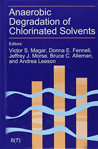 Anaerobic Degradation of Chlorinated Solvents: The Sixth: International In Situ