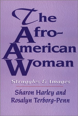 9781574780260: The Afro-American Woman: Struggles and Images
